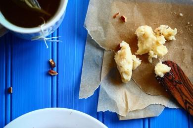 Рецепт Медово-ореховое масло