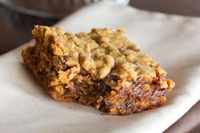 Рецепт Шоколадно-арахисовые пирожные