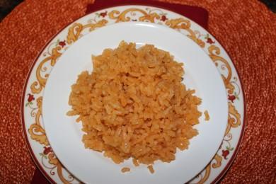 Рецепт Испанский рис