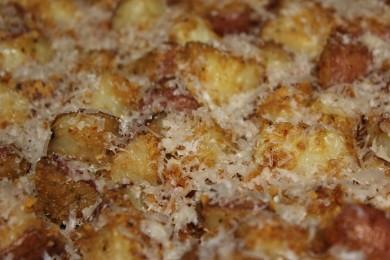 Рецепт Запечённый красный картофель