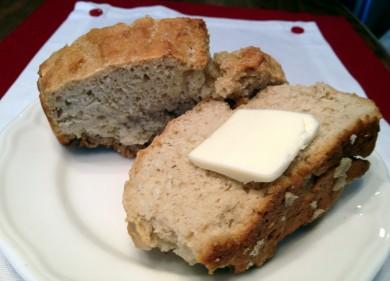 Рецепт Пивной хлеб из трех ингредиентов