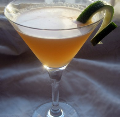 Рецепт Весенний мартини