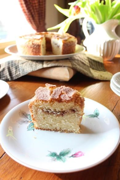 Рецепт Бисквитный тортик к кофе
