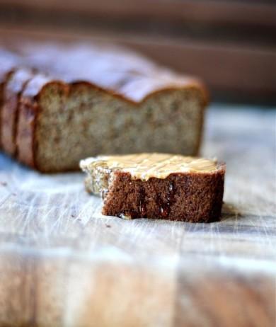 Рецепт Банановый хлеб Палео