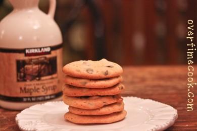 Рецепт Печенье из смеси для блинов с шоколадными чипсами