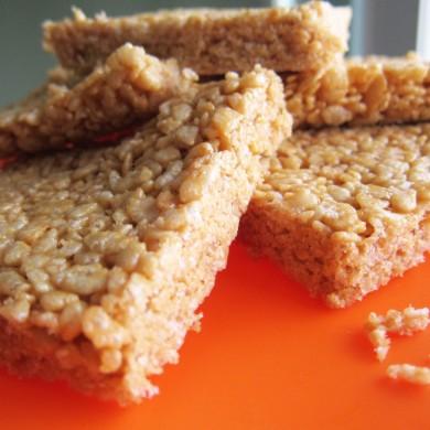 Рецепт Плитки из воздушного риса Криспис