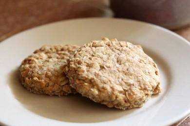 Рецепт Овсяное печенье по-шотландски