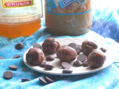 Рецепт Шоколадно-ореховые шарики