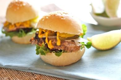 Рецепт Бутерброды со свининой