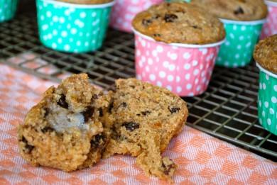 Рецепт Овсяные кексы с изюмом