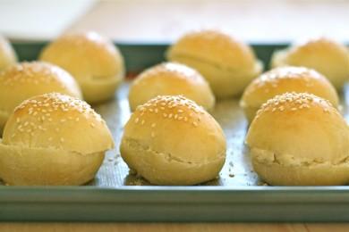 Рецепт Булочки для бутербродов