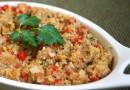 Запеченное мясо моллюска