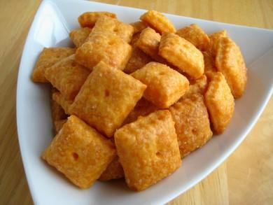 Рецепт Крекеры с сыром