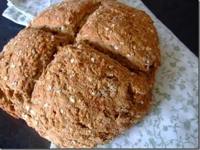 Рецепт Ирландский хлеб на соде