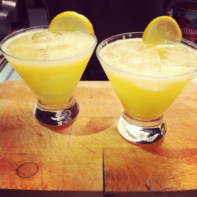 Рецепт Цитрусовый коктейль