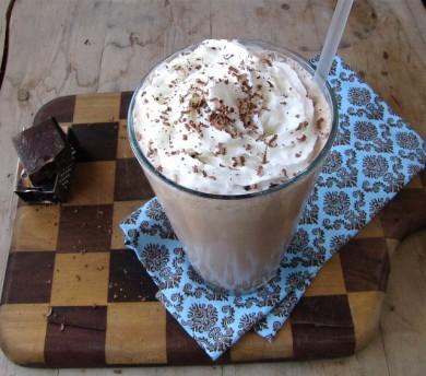 Рецепт Молочный шейк с эспрессо