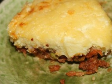 Рецепт Пастуший пирог