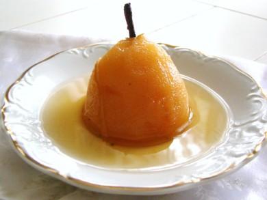 Рецепт Ароматная груша в сиропе