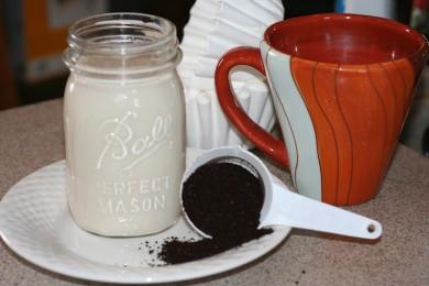 Рецепт Сливки для кофе домашнего приготовления