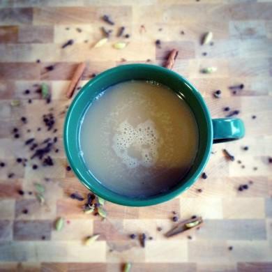 Рецепт Чай со специями