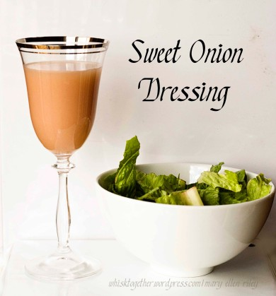 Рецепт Сладкий луковый соус