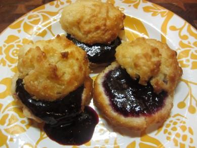 Рецепт Варенье-желе из черники