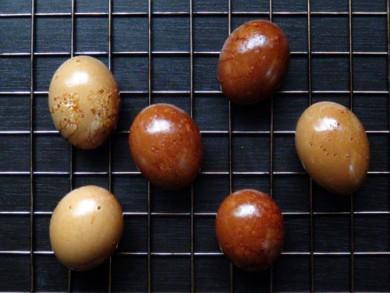 Рецепт Копченые яйца