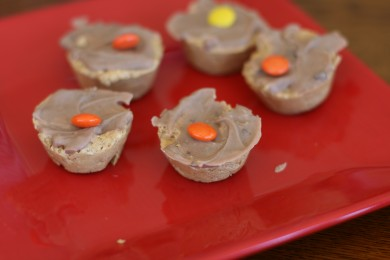 Рецепт Десерт из арахисового масла