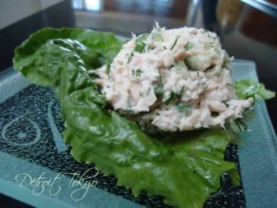 Рецепт Вкусный салат из тунца