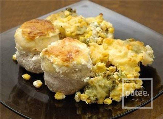 рецепт куриные шарики с сыром в духовке рецепт