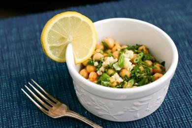 Рецепт Армянский салат с нутом