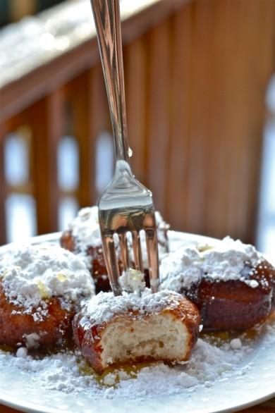 Рецепт Бисквитные пончики