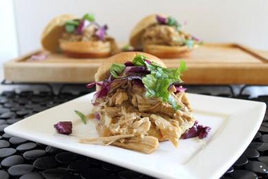 Рецепт Мексиканский гамбургер со свининой — рецепт для мультиварки