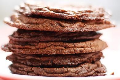 Рецепт Печенье из нутеллы