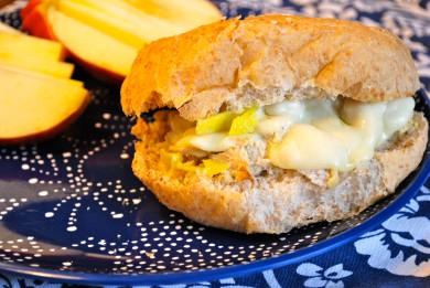 Рецепт Бутерброды со свининой и острым перцем