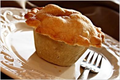 Рецепт Мини яблочный пирог
