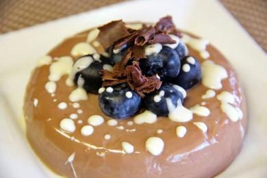 Рецепт Шоколадная панакота
