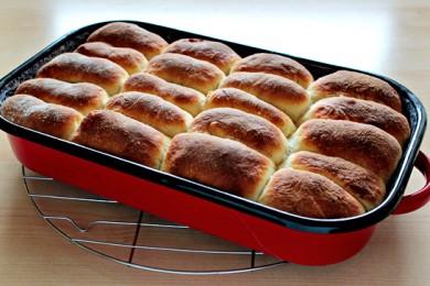Рецепт Сладкие булочки с джемом