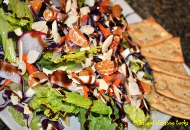 Салаты с бальзамическим соусом рецепты с фото