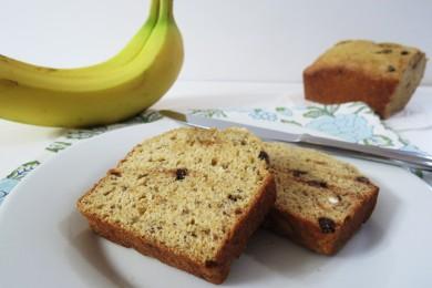 Рецепт Банановый хлеб с шоколадом