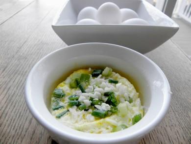 Рецепт Мини-кекс из яиц