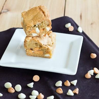 Рецепт Белый шоколад с ирисом