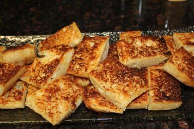 Рецепт Сырно-чесночный хлеб