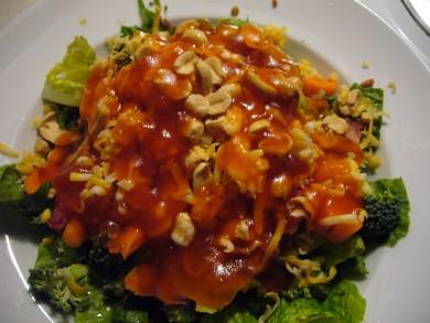 Рецепт Соус Магнолия для салатов