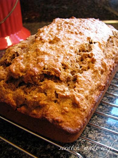 Рецепт Бананово-медовый хлеб