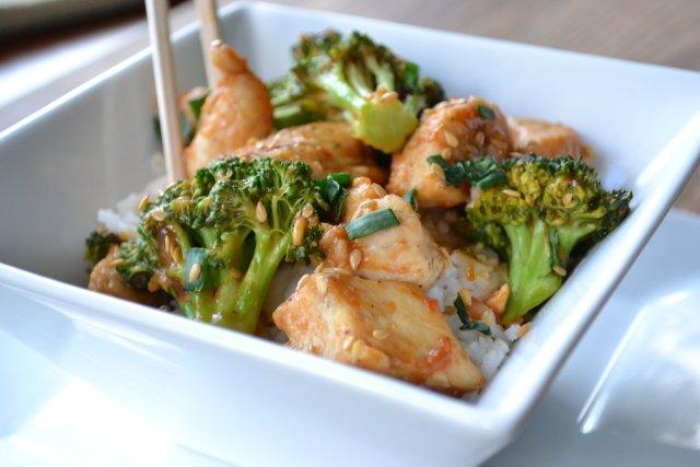 Брокколи с куриным филе в духовке рецепт пошагово