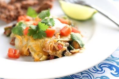 Рецепт Мексиканская лазанья
