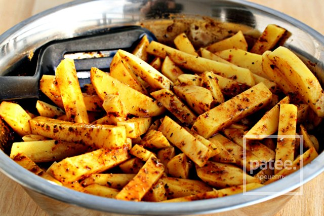 Рецепты картошки со специями в духовке