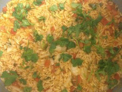Рецепт Рис по-мексикански