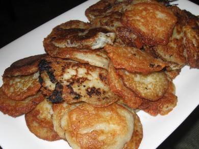 Рецепт Картофельные латке (оладьи)